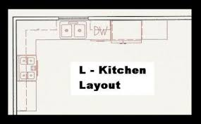 l kitchen layout kitchen cabinets pictures photo design gallery of free plans