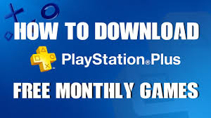 ps plus black friday how to download free ps plus games u0026 find them on ps4 psn store