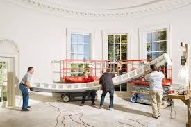 What Floor Is The Oval Office On Richard Nixon U0027s Makeover Wsj Com