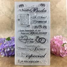 wedding wishes la wed wedding wishes boda clear sts scrapbook diy photo cards
