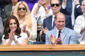 prince william and princess kate enjoy wimbledon finals date