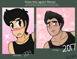 Meme Kawaii - draw this again meme kawaii mac baby by nightmare nikki on deviantart