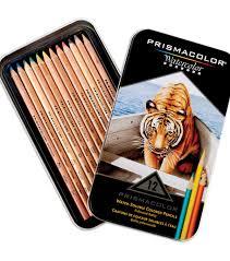 prismacolor watercolor pencils sanford prisma watercolor pencil tin 12pk joann