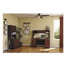amazon com bush business furniture enterprise double pedestal