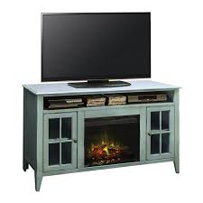 Cfm Corporation Fireplace by Flamelux Queenston 51 In Electric Media Fireplace Hayneedle