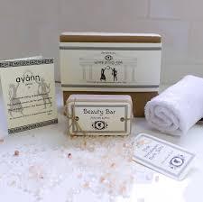 Spa Gift Sets Personalised U0027love U0027 Mini Spa Gift Set By Aphrodite U0026 Ares