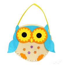 new kids bags party toys girls art craft set kit diy shoulder