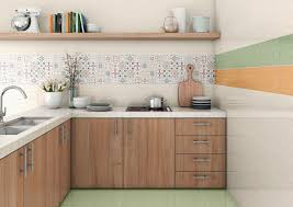 kitchen design tile floor cleaning bleach diy wood look black