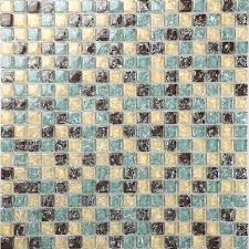 crackle glass tile backsplash ideas bathroom and kitchen shower