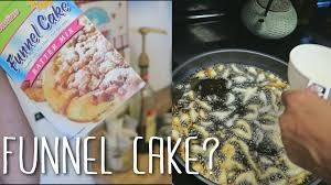 funnel cake fail youtube