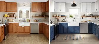 flat kitchen cabinet doors makeover kilz 3 premium articles the finish by kilz