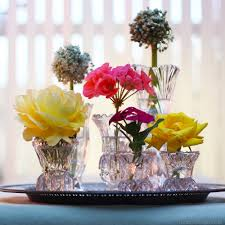 Small Vase Flower Arrangements Crystal Bud Vase Arrangement U2014 Floristinyou