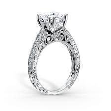 captivating designer diamond engagement rings by kirk kara