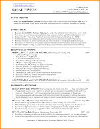 objective for resume human resources 7 resume medical office assistant inventory count sheet resume medical office assistant objective for resume in