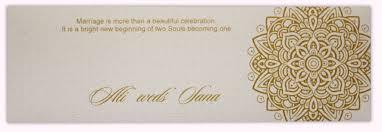 henna invitation slim wedding invite with gold henna pattern sqsl6 1 50