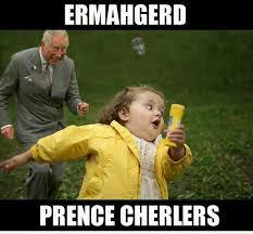 Ermahgerd Meme - ermahgerd prence cherlers lobshots