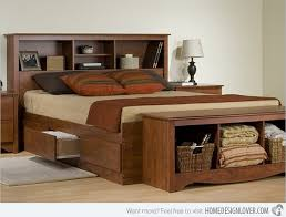 Platform Bed Plans With Drawers Free by Combine Beauty And Function In 15 Storage Platform Beds Home