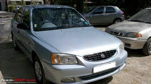hyundai accent price india hyundai accent 135 000km detailed pics team bhp
