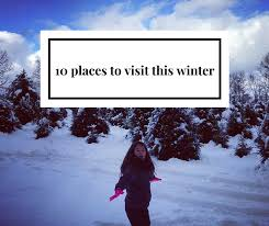 top 10 places for hudson valley families to visit in the winter time