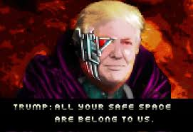 All Your Base Are Belong To Us Meme - trump all your base are belong to us declination