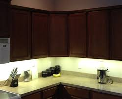 kitchen cabinet lighting kit led bar fixture warm white leds