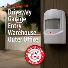 amazon com driveway alarm wireless motion sensor alert system