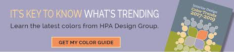 trending colors for 2017 multifamily model unit trends hpa design group