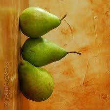 printable pear still life photographic print wall by newcreationz