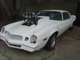blown camaro craigslist find 1976 blown camaro capable of 7 flat et s or not