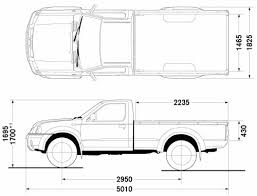 Ford Ranger Bed Dimensions Nissan Navara Dimensions Bed Roole