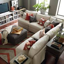 Living Room Layout Ideas With Sectional Sofa Beckham L Shaped Sectional Living Rooms Room And Living Room Ideas