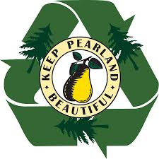 tree recycling keep pearland beautiful