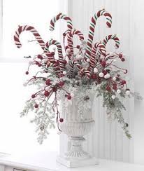 Christmas Centerpieces Diy by Hydrangea Hill Cottage Candy