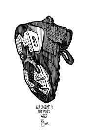 kwills sketches his 10 favorite sneakers the hundreds