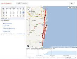 Google Map Location History Google Location History U2013 Traseul Tău Pas Cu Pas U2013 Nwradu Blog