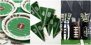 football party decorations 15 best football party decorations bowl party decor ideas