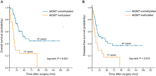plos one methylation of mgmt is associated with poor prognosis in