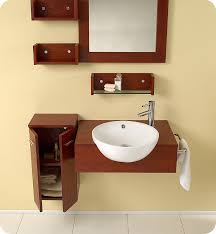 Wall Mounted Vanity Sink Hung Up On Style Why Wall Mounted Vanities Are More Popular Than