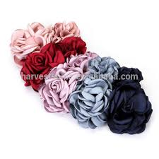 handmade hair accessories handmade hair fabric flowers korean women hair accessories buy