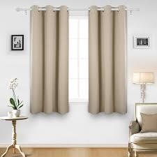 beige blackout room darkening curtains u2013 ease bedding with style