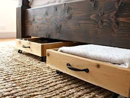 under bed storage diy diy cedar underbed storage pretty handy girl