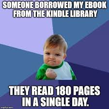 Ebook Meme - success kid meme imgflip