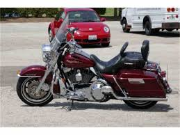 2002 harley davidson road king for sale classiccars com cc 1017768