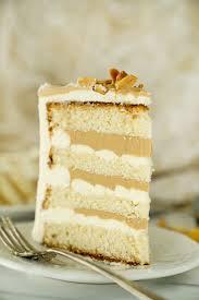dreamy white chocolate peanut butter cake