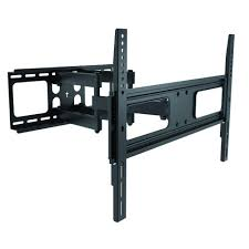full motion corner tv wall mount loctek r curved tv wall mount bracket for lcdledoled with in