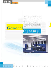 philips general lighting lighting mains electricity