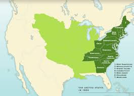 united states map with all the states and cities a territorial history of the united states