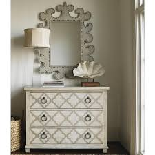 oyster bay moroccan stenciled drawer dresser