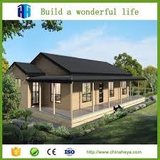 Prefabricated House Heya Superior Quality Steel Prefabricated Modular Residential