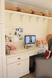 jenny steffens hobick my office space in the mudroom